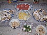牡蠣パーティー 殻付き